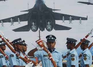 एयरमैन (गैर तकनीकी) के लिए भर्ती रैली