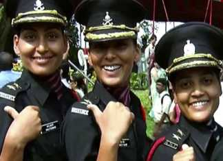 भारतीय सेनाओं में महिलाओं को स्थायी कमीशन?