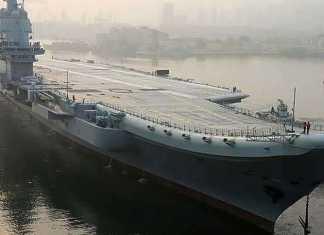 चीन का प्रथम विमान वाहक पोत