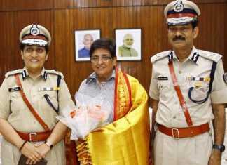 पुडुचेरी की नई पुलिस महानिदेशक