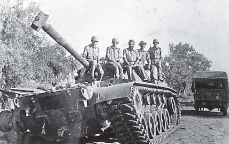 पाकिस्तानी पैटन टैंक