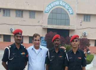 कर्नल (रिटा.) वीपीएस चौहान पर मुकदमा दर्ज