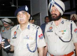 IG Mukhwinder Singh Chhina
