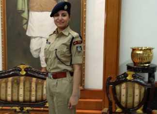 आईपीएस अधिकारी निहारिका भट्ट