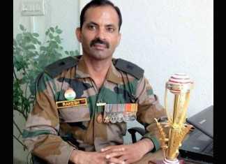 शौर्य चक्र विजेता मेजर राकेश शर्मा