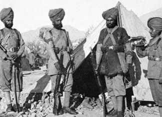 Saragarhi war