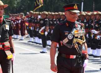 Lt General Abhay Krishna