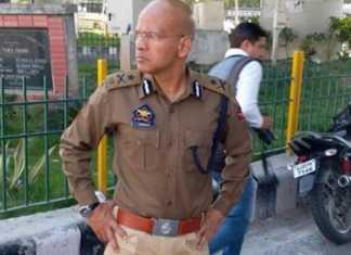 IPS अधिकारी बसंत रथ