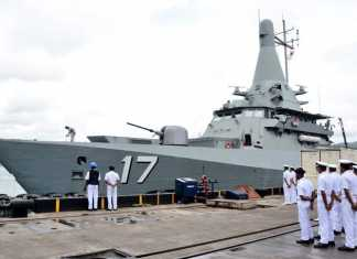 25th edition of #SIMBEX - Singapore India Maritime Bilateral Exercise kicks off Port Blair.