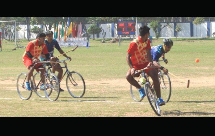 साइकिल पोलो