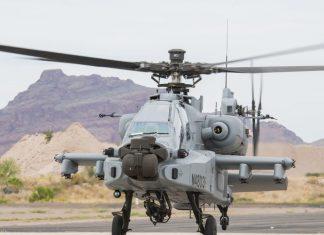 अपाचे अटैक हेलीकॉप्टर