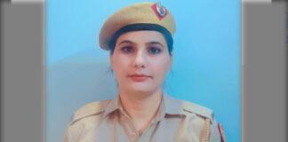 सीमा ढाका दिल्ली पुलिस