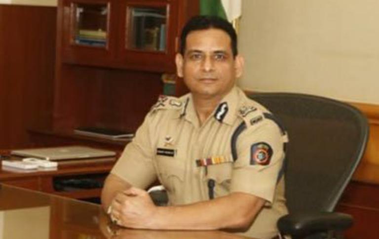आईपीएस अधिकारी परमबीर सिंह