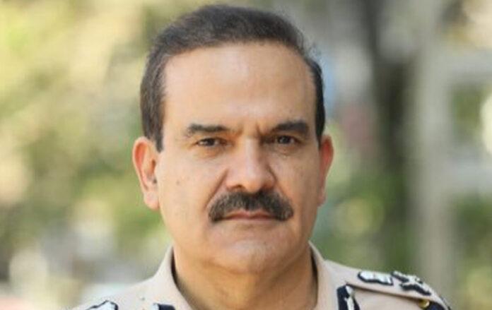 IPS officer Parambir Singh
