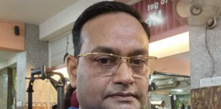 पूर्व डीएसपी शैलेन्द्र सिंह