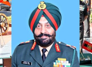 लेफ्टिनेंट जनरल मनजिंदर सिंह