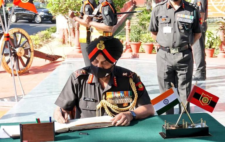 Lt Gen Manjinder Singh