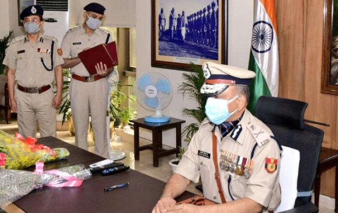 दिल्ली पुलिस कमिश्नर
