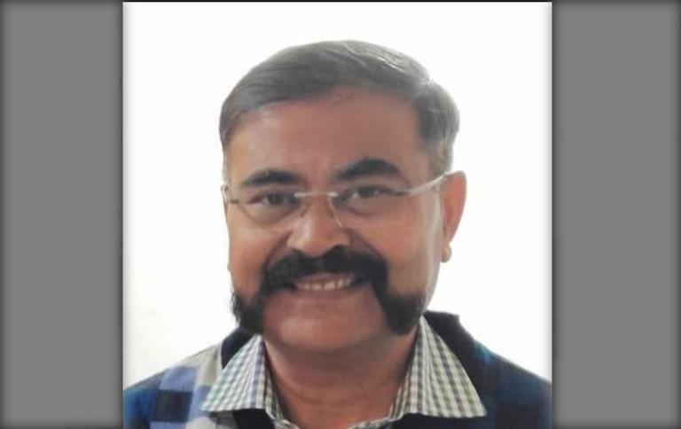 आईपीएस प्रशांत कुमार