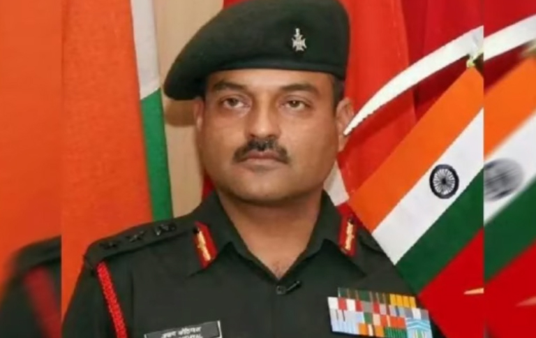 मेजर राकेश शर्मा