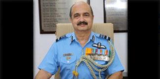 एयर मार्शल विवेक राम चौधरी