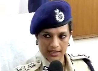 आईपीएस अफसर भारती अरोड़ा