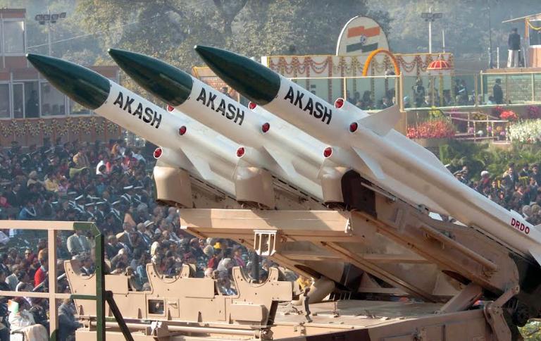 Akash Prime Missile Test