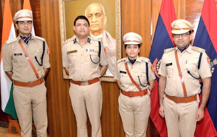 दिल्ली पुलिस प्रमोशन